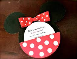 minnie mouse invitations mickey mouse invitations to be in the kitchen