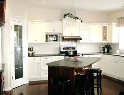 How To Design Kitchen Island Small Kitchen Designs With Island Cabinet Top Decor Ideas Grey