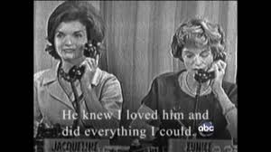 Kennedy Jacqueline Jacqueline Kennedy In Her Own Words 2011 Youtube