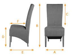 mary modern high back velvet dining chair white funique