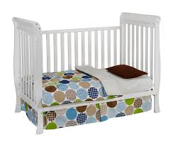 Convertible Sleigh Bed Crib by Delta Children Convertible 3 In 1 Crib