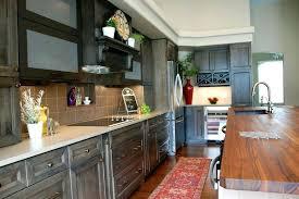 black kitchen island with butcher block top butcher block bar top skygatenews