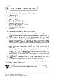 module in grade 8 computer science