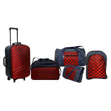 Urban Travel Messenger Bag Folding Chair Combination Buy Urban Style Suitcase Style Bags Combo Pack Of 5 Stkno Online
