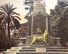lion of judah statue monument to the lion of judah