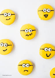 despicable me inspired minion snack crafts for kids southern