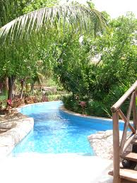 Backyard Pool With Lazy River by Mexican Riviera U2013 The Other Side Of That Caribbean Pond Sand On
