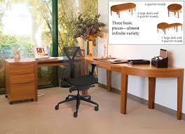Office Desk System Desk Home And Office Desk System Office Furniture Levenger