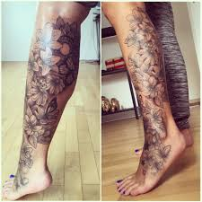 download tattoo sleeve on leg danielhuscroft com