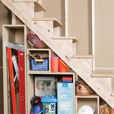 great ideas for unfinished basement space basement stair