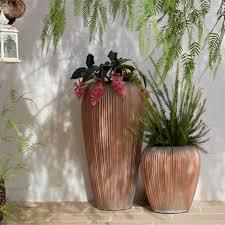 vasi da interno vaso da giardino myyour skin pot oxidized vasi da esterno vendita
