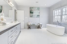 Modern Coastal Beach House Bathroom Designs Hamptons New York - New york bathroom design