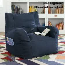 Bean Bag Armchair Aliexpress Com Buy Luxury Bean Bag Cover For Bean Bags