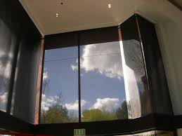 commercial window shades