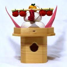 New Year S Mochi Decoration by Japanese New Year Decoration Ebay