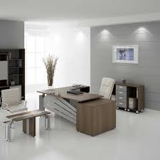 great contemporary home office design with cool modern office