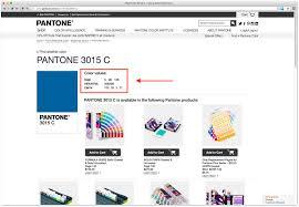using the pantone color finder clockwork design group inc
