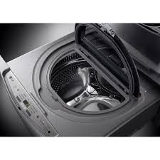 Pedestal Washing Machine Lg Twin Wash Laundry Pair Makes Larger Than Life Debut In Times