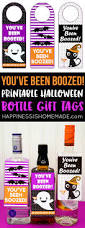 Halloween Gift Baskets Adults by You U0027ve Been Boozed