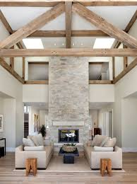 Interior Contemporary Best 25 Modern Stone Fireplace Ideas On Pinterest Stacked Stone