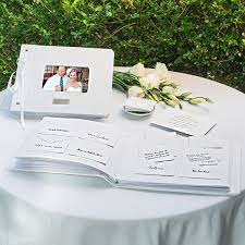 wedding guest book personalized wedding wishes envelope guest book
