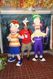 Phineas Halloween Costume Phineas Ferb Hollywood Studios Kennythepirate
