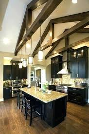 kitchen lighting remodel sloped ceiling kitchen lighting searchwise co