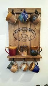 under cabinet coffee mug rack coffee mug display shelf mug display rack coffee mug display shelf
