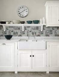 kitchen country kitchen backsplash ideas homesfeed tiles white