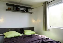 chambre 4 personnes location mobil home rapidhome lodge 2 chambres 4 personnes