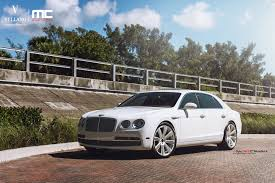 white bentley flying spur bentley flying spur l vellano vm13 monoblock vellano forged
