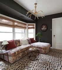 White Leopard Rug Erin Williamson Design Blog