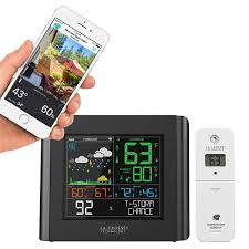la crosse 5 in 1 professional wireless weather station