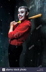 scary clown stock photos u0026 scary clown stock images alamy