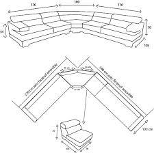 profondeur canapé salon en cuir design capitole canapé fauteuil mobilier moss