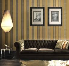 gold and grey stripe wallpaper