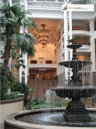 views from the gaylord opryland hotel in nashville family rambling