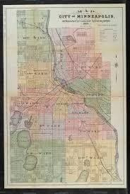 Minneapolis Mn Zip Code Map by Historical Maps Standish Ericsson Neighborhood Association