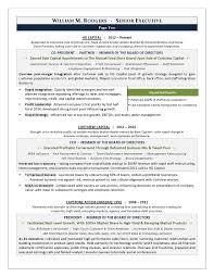 Ceo Sample Resume by Winning Resume 11 Ceo Resume Sample Chief Executive Officer Sample