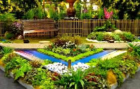 front yard garden ideas pictures