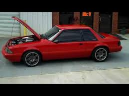 fox mustang coupe for sale 1993 mustang coupe turbo 700hp ebay no reserve item number