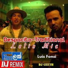 despacito asli despacito traditional latin mix ft trinity dj geeth dj remix