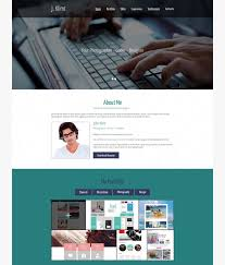 Resume Web Template 41 Html5 Resume Templates U2013 Free Samples Examples Format