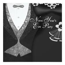 new years tie tuxedo black dress black tie new years party 5 25 5 25 square