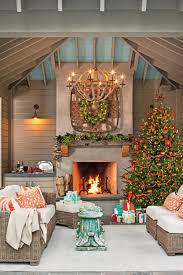 Discount Outdoor Christmas Decorations by 100 Fresh Christmas Decorating Ideas Southern Living