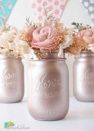 Pink And Gold Centerpieces by Best 25 Blush Wedding Centerpieces Ideas On Pinterest Wedding