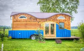House Pic The Pequod Is A Whale Of A Tiny House For Family Of Four Treehugger