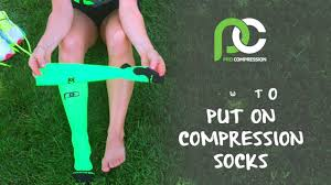 Pro Compression Socks Getting Your Socks On Youtube