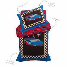 Race Car Crib Bedding Set by Racecar Toddler Bedding Set Kidkraft