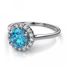 gã nstige verlobungsringe 64 besten blue engagement rings bilder auf